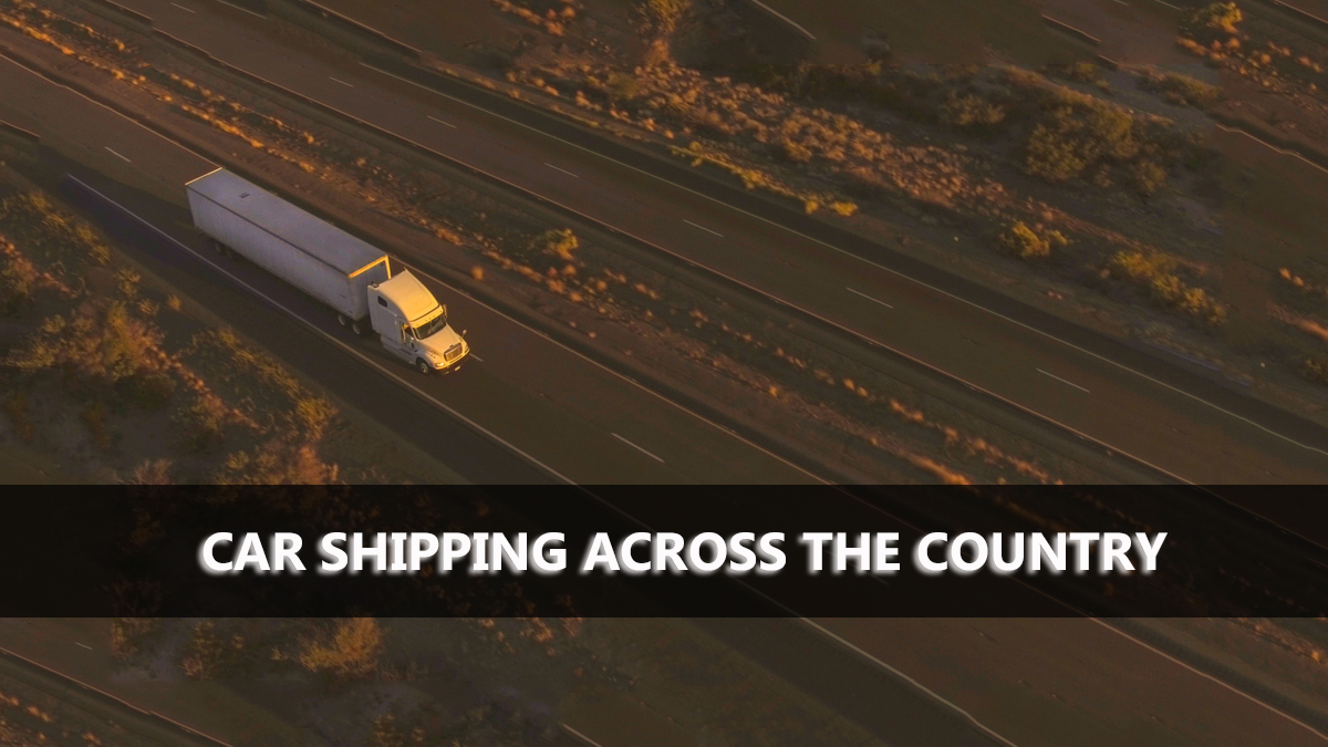 How To Ship A Car To Another State