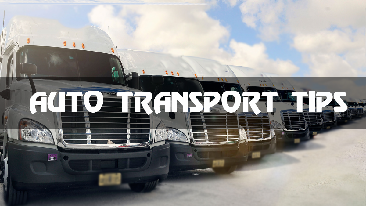 21 Auto Transport Tips To Prepare Your Car For Shipment