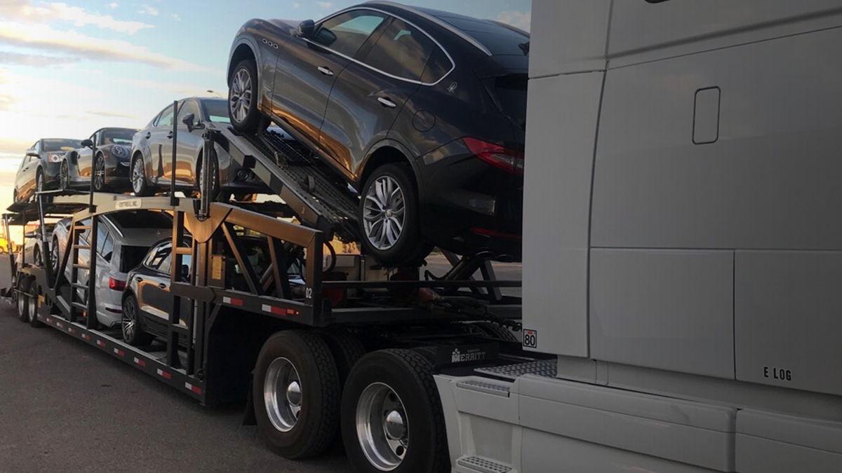 Auto Transport Services in Texas