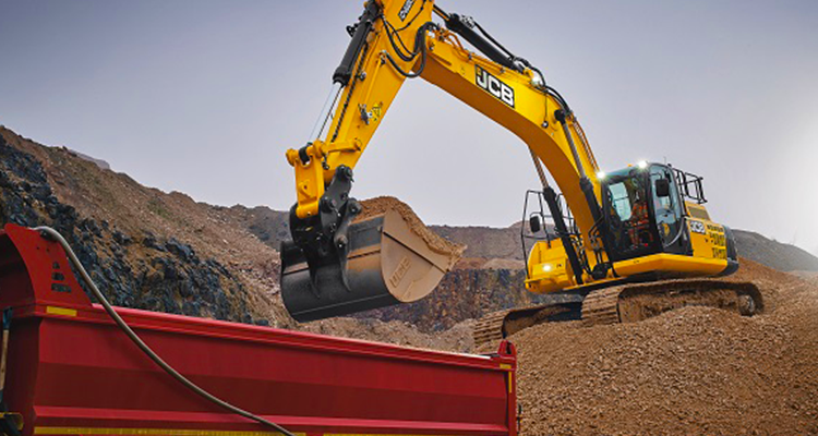 Excavator Shipping Services