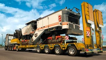 Heavy Equipment Hauling | Shipping Your Heavy Equipment |Ship A1