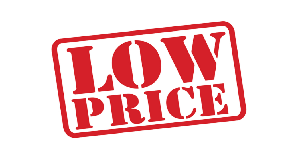 Don't Go For Low Rates