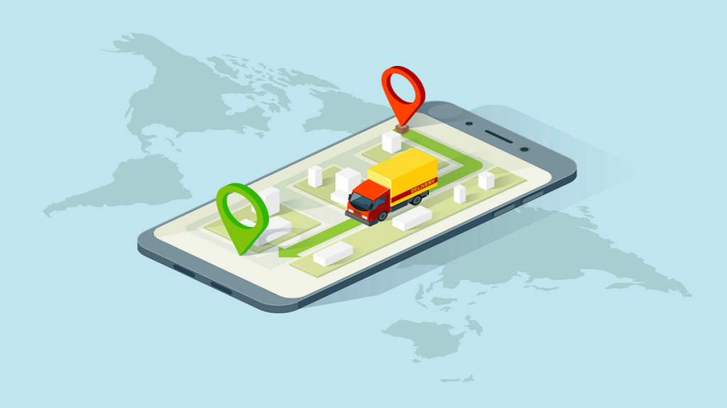 Make sure the car shipping company has GPS tracking