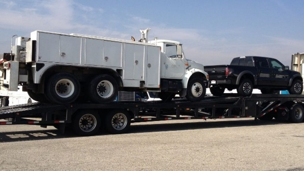 Commercial Truck Shipping