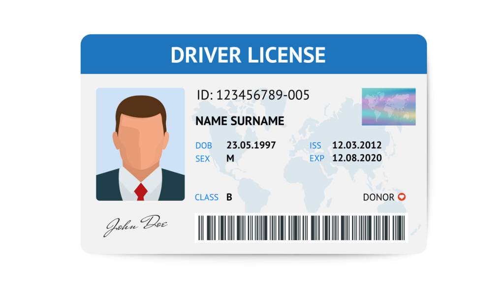 Driving License-Ship A1
