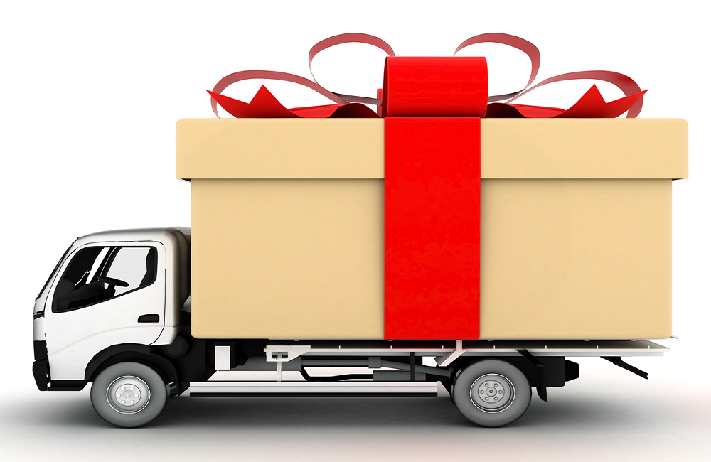 Shipping Gifted Cars