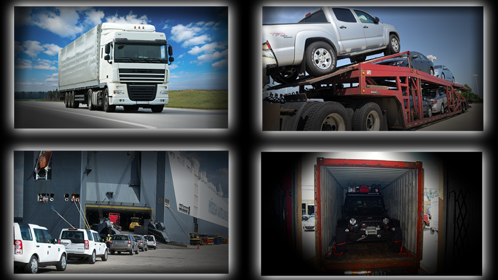 Common C ar Shipping Services - Ship A1