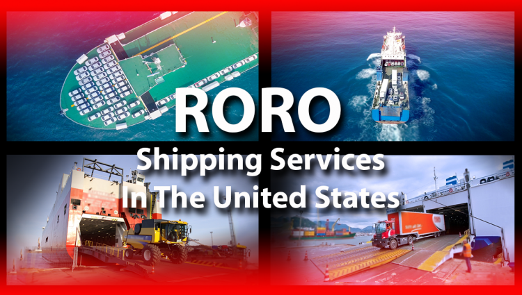RoRo Shipping Service In The United States
