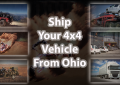 Ship Your 4x4 Vehicle From Ohio